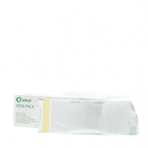 Sobres Mixtos de papel-plastico con autocierre  para Esterilizacion